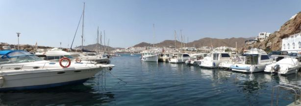 Panoramica Puerto de San José