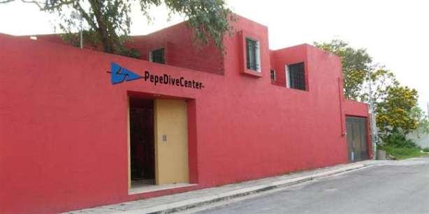 Pepe Dive Center. Fotografía de Pepe Esteban, publicada con su permiso.